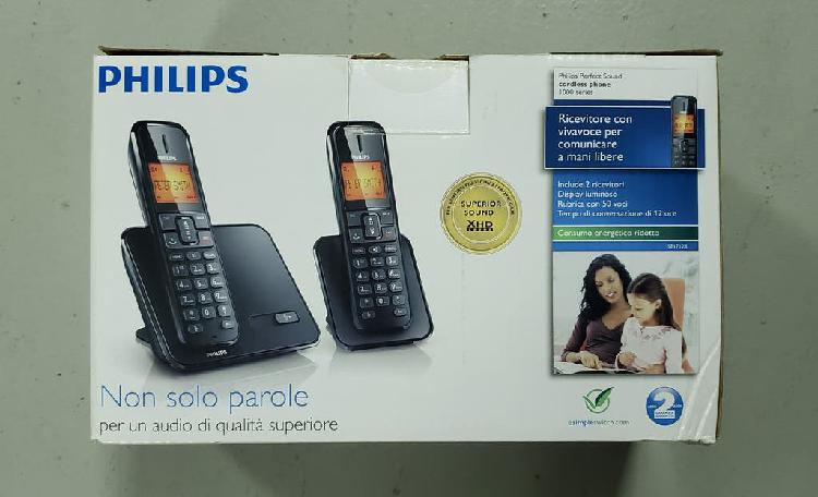 Telefono inalambrico phillps