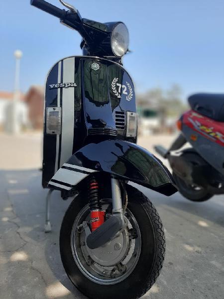 Vespa pk 75 lx