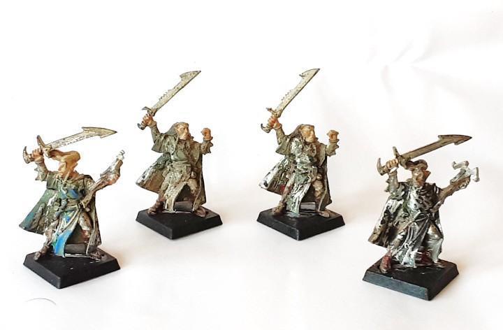 Warhammer fantasy sombras elfos oscuros shades 6 edic