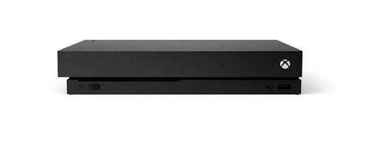 Xbox one x 1tb + mando xbox one ed especial azul