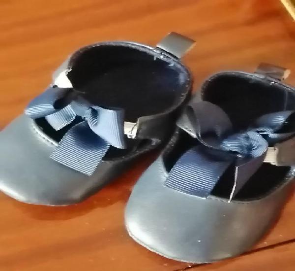 Zapatos azul marino muñeca guendalina