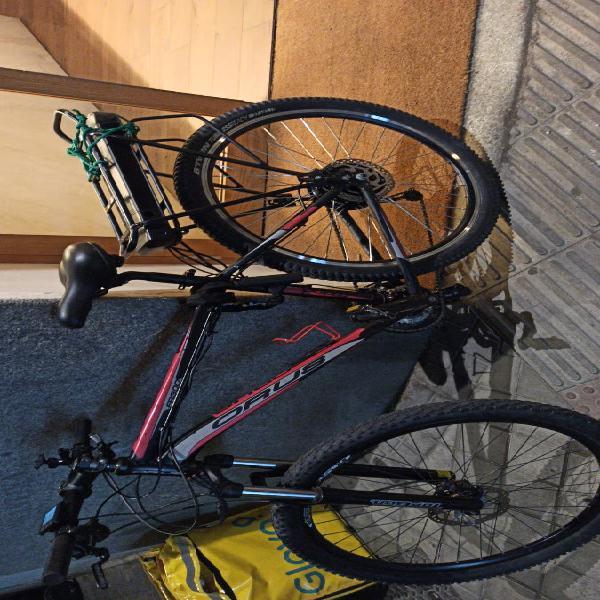 Bicicleta eléctrica 250w motor nuevo