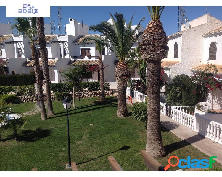 Fantástico bungalow en Villacosta con grandísimo solarium y vistas al mar 3