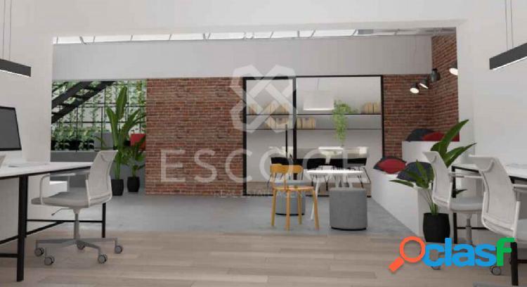 Espectacular oficina nueva a estrenar en Avenida Diagonal junto a Francesc Maciá 1