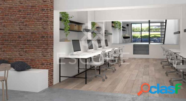 Espectacular oficina nueva a estrenar en Avenida Diagonal junto a Francesc Maciá 2