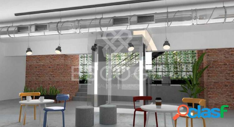 Espectacular oficina nueva a estrenar en Avenida Diagonal junto a Francesc Maciá 3