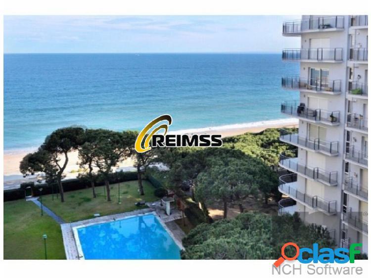 Blanes: apartamento con vistas al mar. costa brava