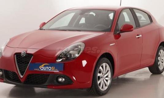 Alfa romeo giulietta 1.6 jtd 88kw 120cv sport 5p.