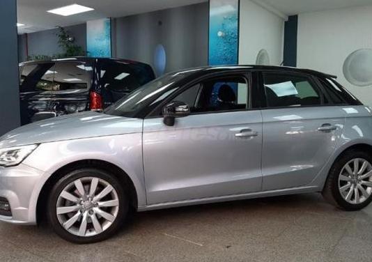 Audi a1 sportback 1.6 tdi 116cv attraction 5p.