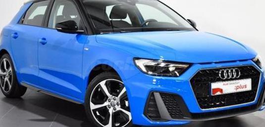 Audi a1 sportback adrenalin 25 tfsi 70kw 95cv 5p.