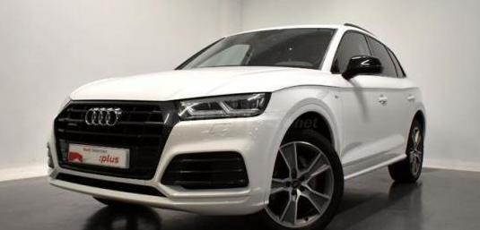 Audi q5 black line 2.0 tdi 140kw quattro s tron 5p