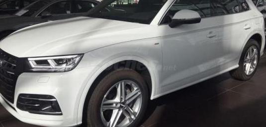 Audi q5 competition 55 tfsi e quattro s tronic 5p.