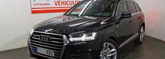Audi q7 sport 3.0 tdi quattro tiptronic 5p.
