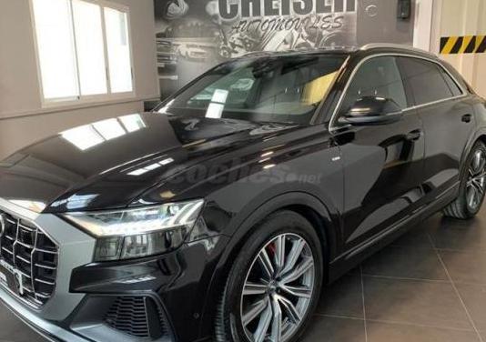 Audi q8 50 tdi 210kw 286cv quattro tiptronic 5p.