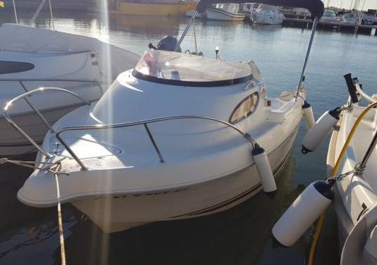 Barco - embarcacion quicksilver flamingo 4,20