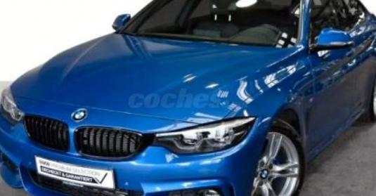 Bmw serie 4 420d gran coupe 5p.