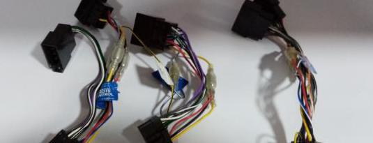Cable alimentación radios pioneer deh,mvh