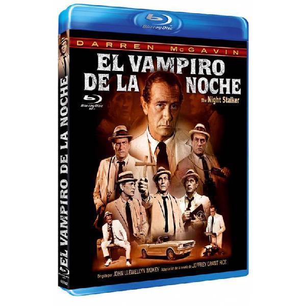 El vampiro de la noche (blu-ray) (bd-r) (the night stalker)