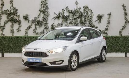 Ford focus 1.5 tdci e6 120cv trend 5p.