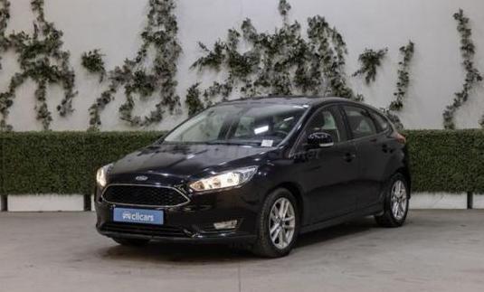 Ford focus 1.5 tdci e6 88kw 120cv trend 5p.