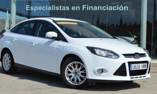 Ford focus 1.6 tdci 115cv titanium 4p.