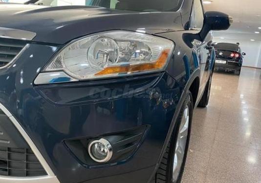 Ford kuga 2.0 tdci 140cv 4wd titanium 5p.