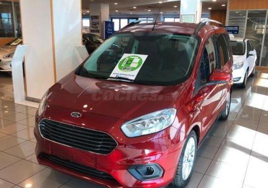 Ford tourneo courier 1.5 tdci 74kw 100cv titanium