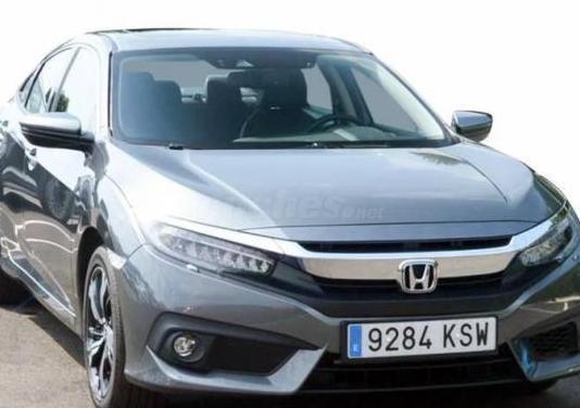 Honda civic 1.6 idtec executive 4p.