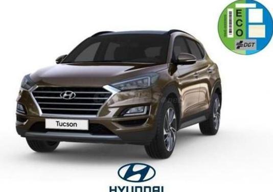 Hyundai tucson 1.6 crdi 85kw 116cv 48v sle sky 4x2