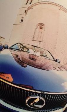 Lexus is220d sport