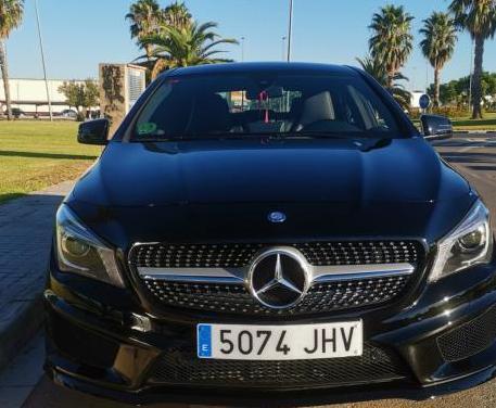Mercedes-benz clase cla cla 200 cdi amg line