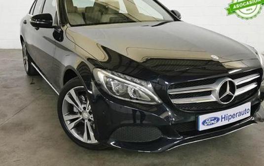 Mercedes-benz clase c c 220 d 4p.