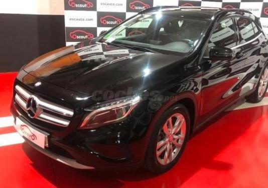 Mercedes-benz clase gla gla 220 cdi urban 5p.