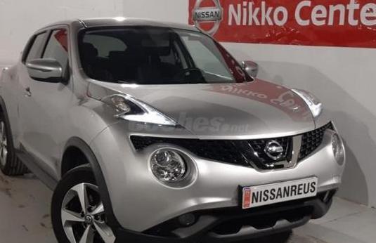 Nissan juke g e6dtemp 83 kw 112 cv 5mt acenta 5p.
