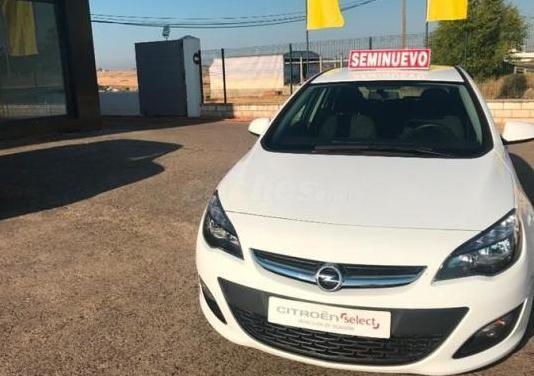 Opel astra 1.6 cdti 110 cv selective 5p.