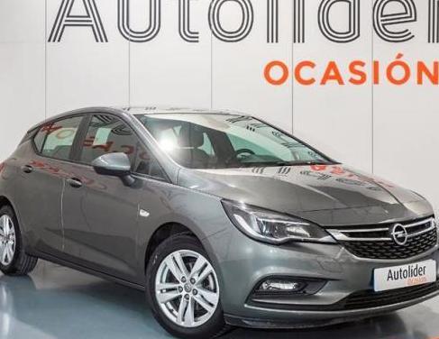 Opel astra 1.6 cdti 81kw 110cv selective 5p.