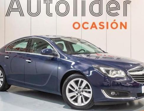 Opel insignia 1.6cdti ss eco 100kw 136cv excellenc