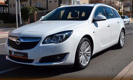 Opel insignia st 1.6 cdti ss ecoflex 136 excellenc