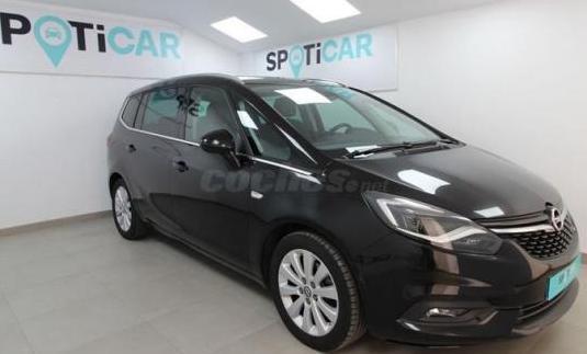 Opel zafira 1.4 t 103kw 140cv excellence auto 17 5