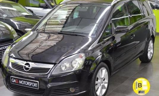 Opel zafira cosmo 1.9 cdti 16v 5p.
