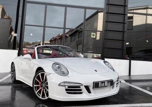 Porsche 911 carrera 4s cabrio 2p.
