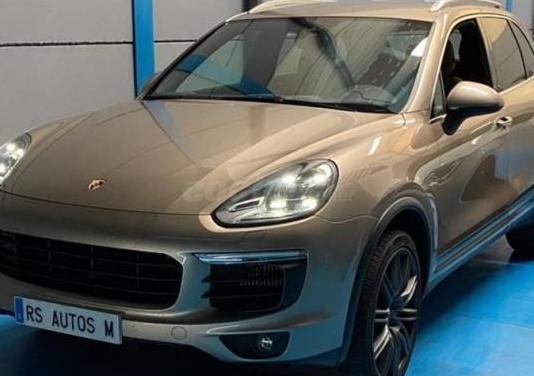 Porsche cayenne s diesel 5p.