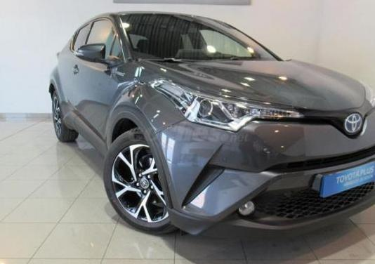 Toyota chr 1.8 125h advance 5p.