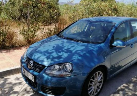 Volkswagen golf 1.4 tsi 170cv gt sport dsg