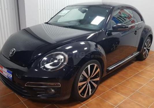 Volkswagen beetle 2.0 tdi 140cv rline 3p.