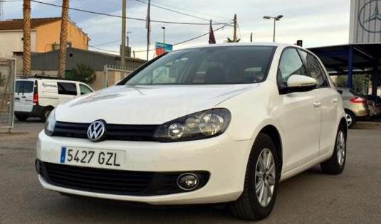 Volkswagen golf vi 1.6 tdi 105 advance bluemotion