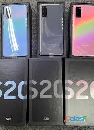 nuevo Samsung Galaxy S20   S20 ultra 128GB desbloqueado