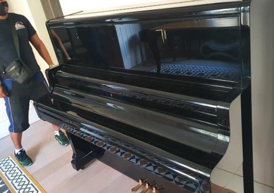 Transporte y manipulación de pianos