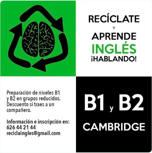 B1 y b2 cambridge