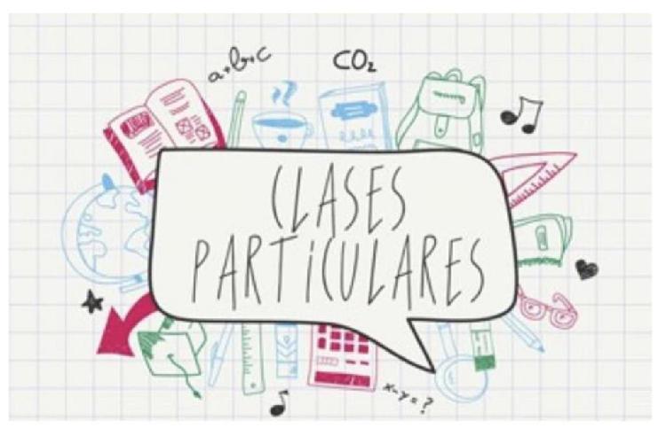 Clases particulares primaría y e.s.o